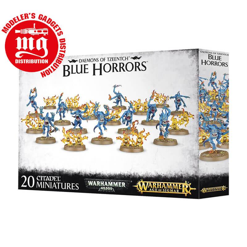 BLUE-HORRORS