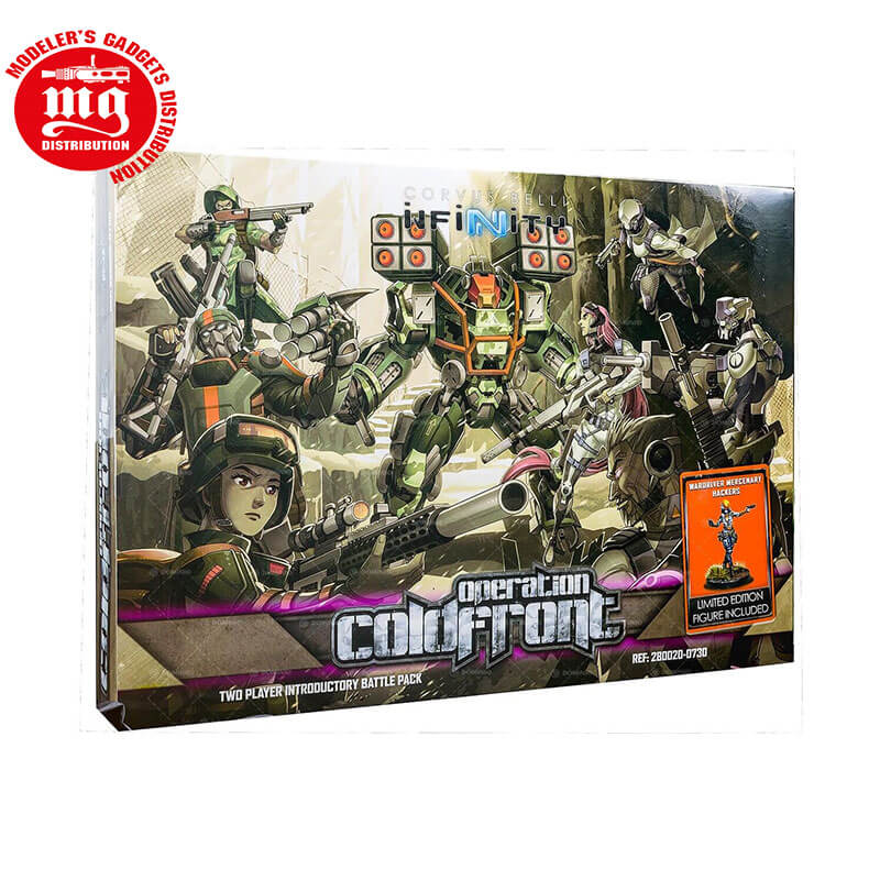 OPERATION-COLDFRONT CORVUS BELLI INFINITY 280020-0730