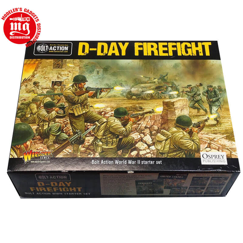 D-DAY-FIREFIGHT