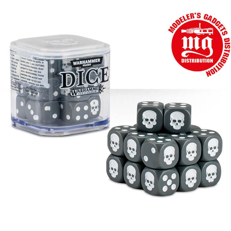 DICE-CUBE-GRIS