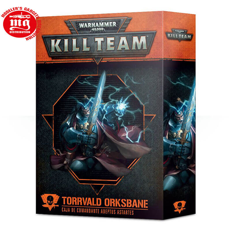 KILL-TEAM-COMANDANTE-TORRVALD-ORKSBANE-EN-CASTELLANO