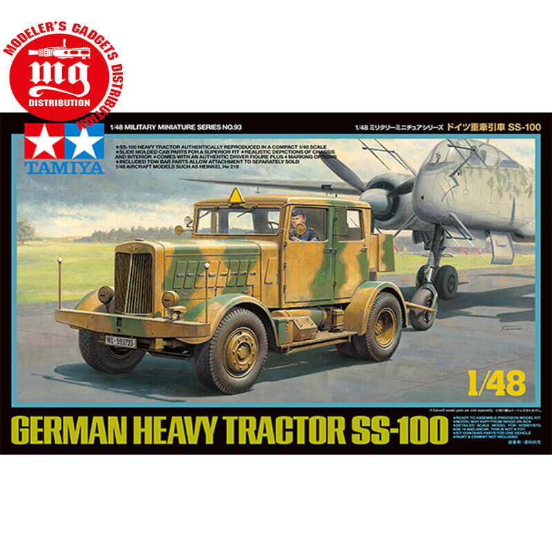 GERMAN-HEAVY-TRACTOR-SS-100
