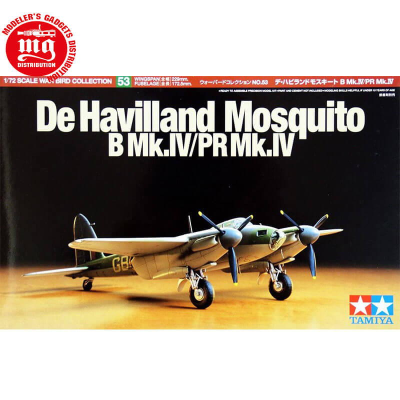 DE-HAVILLAND-MOSQUITO-B-Mk-IV-PR-Mk-IV