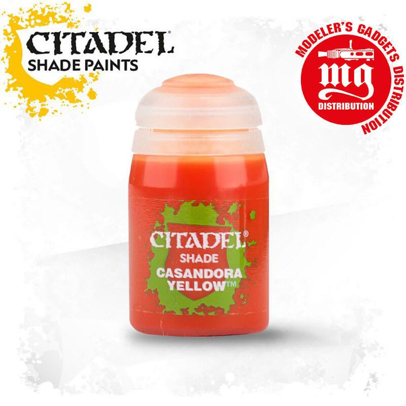 SHADE-CASANDORA-YELLOW CITADEL 24-18