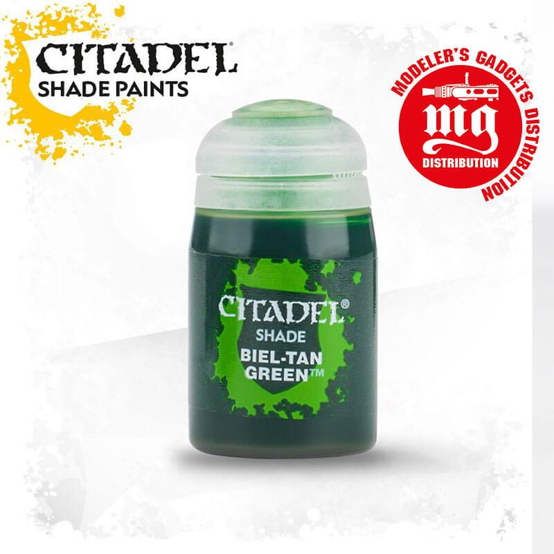 SHADE-BIEL-TAN-GREEN CITADEL 24-19
