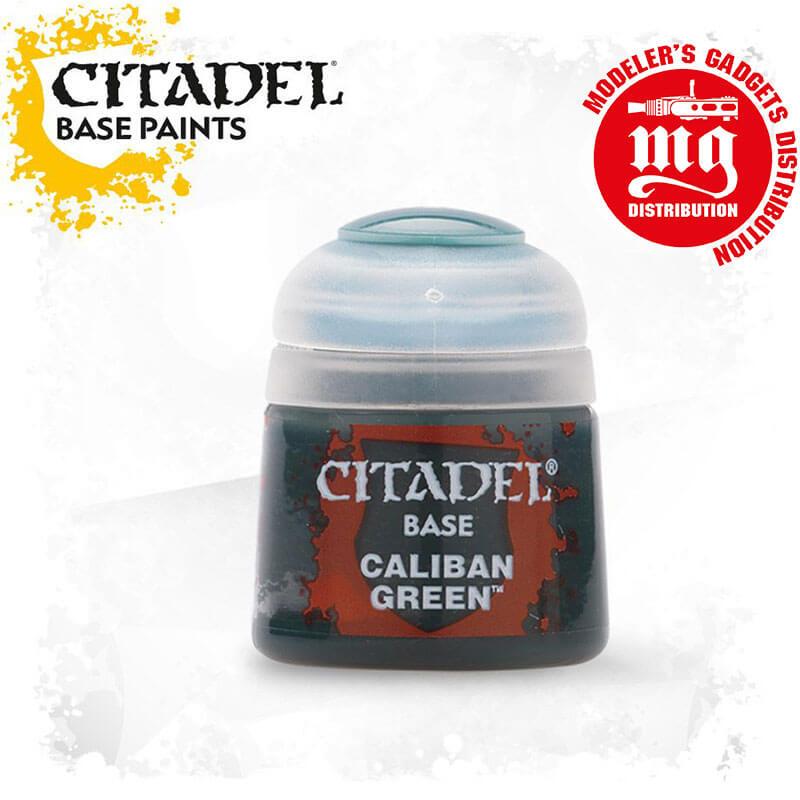 BASE-CALIBAN-GREEN
