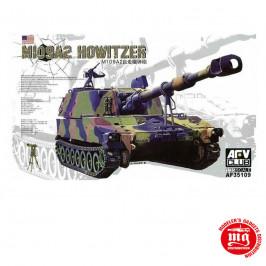 M109A2 HOWITZER AFV CLUB AF35109