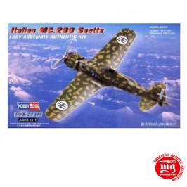 ITALIAN MC 200 SAETTA HOBBY BOSS 80291