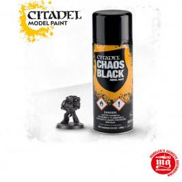 SPRAY CHAOS BLACK CITADEL 62-27