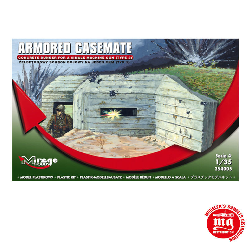 ARMORED CASEMATE