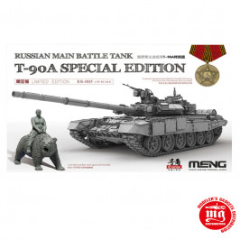 T-90 A RUSSIAN MAIN BATTLE TANK SPECIAL EDITION
